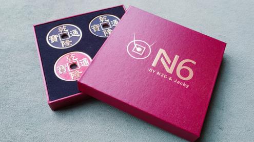 N6 Coin Set by N2G - Trick