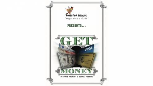 GET MONEY (EURO) by Louis Frenchy, George Iglesias & Twister Magic - Trick