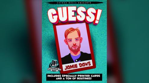 Guess by Jamie Daws and Kaymar Magic - Trick