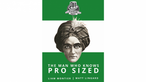 The Man Who Knows PRO / PARLOR (Gimmicks and Online Instructions) by Liam Montier, Matt Lingard and Kaymar Magic