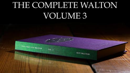 The Complete Walton Vol. 3 by Roy Walton - Book