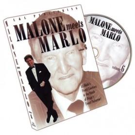Malone Meets Marlo 6 by Bill Malone - DVD