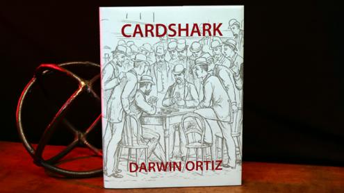 Cardshark by Darwin Ortiz - Book