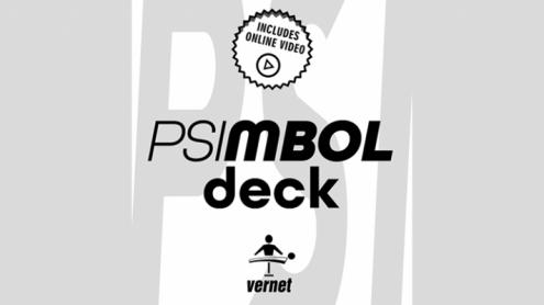Psimbol Deck by Vernet - Trick