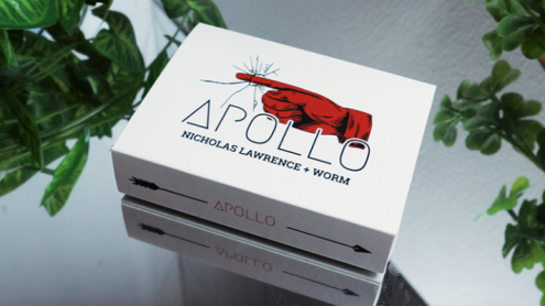 APOLLO RED by Nicholas Lawrence & Worm - Trick