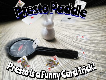Presto Paddle By Strixmagic