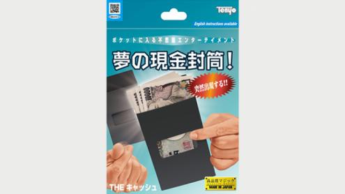 THE CASH 2022 by Tenyo Magic - Tenyo 2022