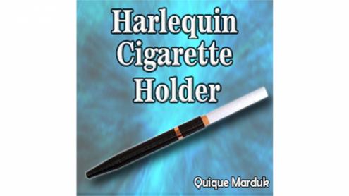 Harlequin Cigarette Holder by Quique Marduk - Trick