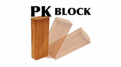PK BLOCK by Chazpro Magic. - Trick