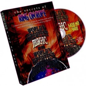 World's Greatest Magic: Ring on Rope - DVD