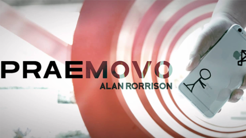 Praemovo (DVD and Gimmick Material) by Alan Rorrison - DVD