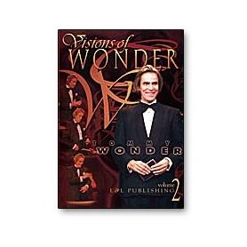 Visions of Wonder 2 by Tommy Wonder - DVD