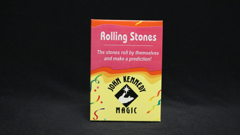 ROLLING STONES by John Kennedy Magic - Trick