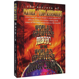 Matrix / Coin Assemblies (World's Greatest Magic) DVD