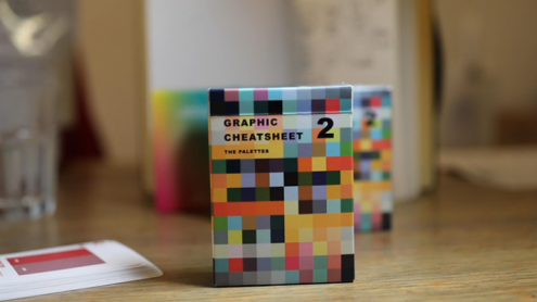 Graphic Design CheatSheet V2 Playing Cards