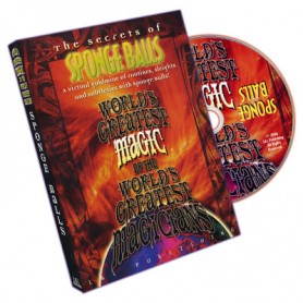 World's Greatest Magic: Sponge Balls - palline di spugna