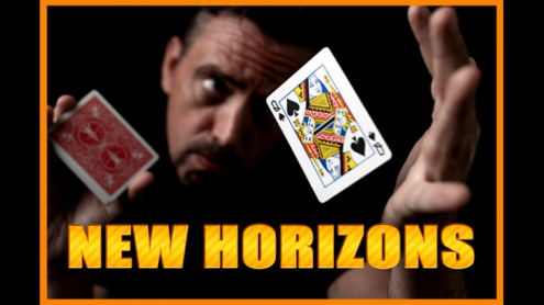 New Horizon (Gimmicks and Online Instructions) by Matthew Wright - Trick