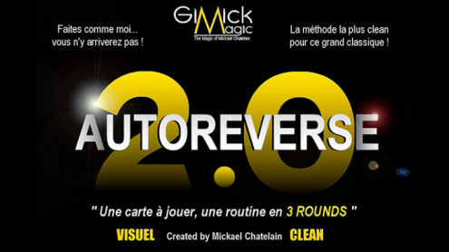 AUTOREVERSE 2.0 by Mickael Chatelain - Trick