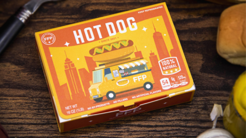 Hot Dog Playing Cards by Fast Food Playing Cards
